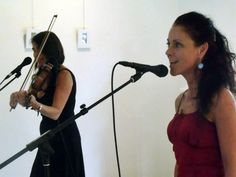 Fililibi's two Hungarian girls, Ágnes Kutas and Andrea Gerák opened the Concordia Exhibition at the Municipial House of Opava, a Czech Silezian town. The art project was started in by Hungari. Hungarian Girls, Art Projects, Music, House, Musica, Musik, Home, Muziek, Music Activities