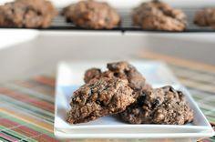chocolate oreo oatmeal cookies