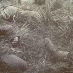 Slachtoffers van de strijd bij Spionkop in Zuid-Afrika, anonymous, 1900 - Search - Rijksmuseum Armed Conflict, African, War, History, Historia
