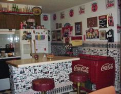 High Quality Coca Cola Kitchen Decor | Real Thing !! , Coca  Cola Kitchen Gone Crazy