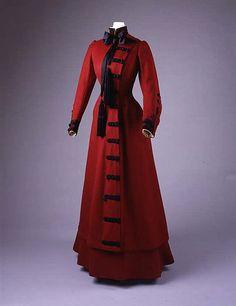 Frances & Co. Wool/ Silk Suit 1902