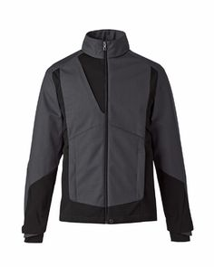 MEN'S 3-LAYER LIGHT BONDED TWO-TONE SOFT SHELL JACKETS WITH HEAT REFLECT TECHNOLOGY
