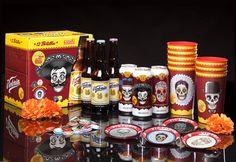 Cerveza Victoria / La Muerte CALAdeVERAS.   henriquezlara