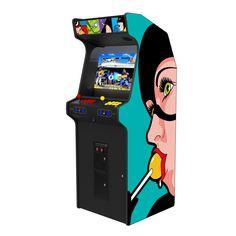"""CLASSIC CAT PACIFIER - GREG """"LÉON"""" GUILLEMIN #catwoman #popart #arcade"""