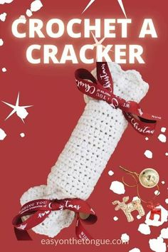 Learn how to crochet Christmas cracker - a free pattern for you to make. DIY Christmas Decorations and table settings. #christmascrochet #crochetchristmascrackers #freecrochetpatter Crochet Christmas, Christmas Diy, Christmas Decorations, Crochet Gifts, Free Crochet, Christmas Crackers, Inexpensive Gift, Crochet Basics, Easy Crochet Patterns