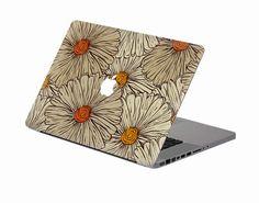 Sunflower Macbook Full Stickers Mac Decals laptop decal Macbook Decals,macbook decal sticker,macbook pro sticker,stickers macbook