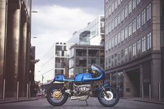 Untitled Motorcycles UMC-028 Bol d'Or designed and built in London by Adam Kay london@untitledmotorcycles.com