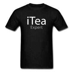 This iTea Expert - An iSpoof Design T-Shirt is printed on a T-Shirt and designed by TheDorkLord. Available in many sizes and colours. Buy your own T-Shirt with a iTea Expert - An iSpoof Design design at Spreadshirt, your custom t-shirt printing platform!