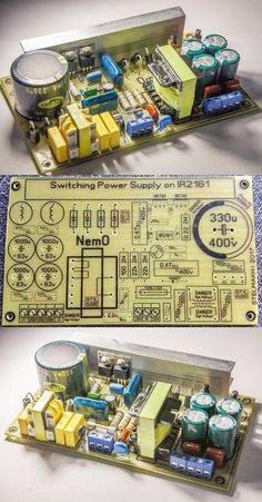 I've shared a lot of SMPS power supply projects with especially AT, ATX power supply. Electronics Projects, Electronics Components, Arduino Projects, Diy Electronics, Electronic Schematics, Electronic Devices, Battery Charger Circuit, Switched Mode Power Supply, Hifi Amplifier
