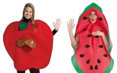 Disfraces de Carnaval caseros de goma eva: Frutas