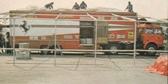 1979  Fiat 170N Ferrari transporter