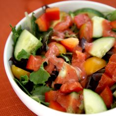 Healthy Recipe: Strawberry Balsamic Vinaigrette