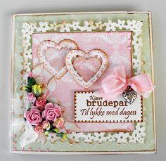 Riddersholm Design: Bryllupskort