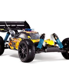 Hurricane XTR 1/8 Scale Nitro RC Buggy $299.90 http://hobbyzobby.com/product/hurricane-xtr-18-scale-nitro-rc-buggy