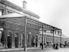 disused stations buxton midland station old british. Black Bedroom Furniture Sets. Home Design Ideas