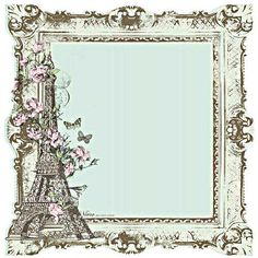 Nancy 12x12 Gloss Accent Paper - Bonjour Collection