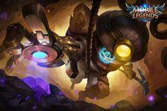 [New]Cyclops New Skin - Super Adventurer - News - MobileLegends - Powered by Discuz!