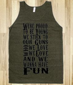 We Stick To Our Guns - This Is How We Roll - Florida Georgia Line and Luke Bryan - Skreened By Me!
