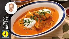 kuchyně lidlu - YouTube Lidl, Thai Red Curry, Ethnic Recipes, Roman, The Creator, Food, Youtube, Red Peppers, Essen