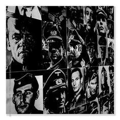 :: Hollywood | Terror Behind the Wall - #ShotOniPhone Location - Metropolitan Museum of Art #NYC #NewYorkCity Subject - #ContemporaryFineArt Artist - Piotr Uklanski - The Natzis Camera - Apple #iPhone6Plus #EvanSante