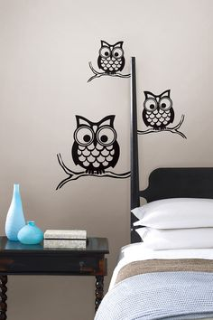 Give a Hoot Small Wall Art