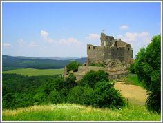 A hollókői vár -Hungary