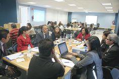 Mesa de trabajo 3, Taller: Mejores prácticas de tutoría del SUAyED. Sesión presencial que se llevó a cabo el miércoles 20 de marzo de 2013, de 9:00 a 19:00 hrs. en las aulas 1 y 2 de la CUAED.