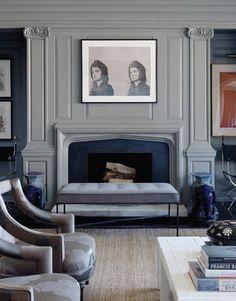 The living room of a San Francisco apartment by designer Ken Fulk