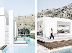 Casa Cook, la merveille de Rhodes — Boutique hotel en Grèce