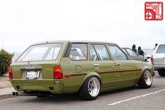 toyota corolla wagon custom | Toyota Corolla e7 Legenda Sedan Jdm Dunia Part 1 Pedal 2 The Metal