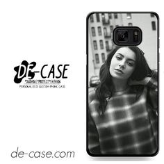 Charli XCX DEAL-2496 Samsung Phonecase Cover For Samsung Galaxy Note 7