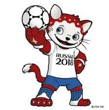 Resultado De Imagem Para Zabivaka Para Colorir Copa Do Mundo