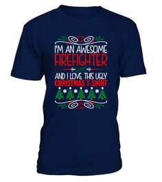 [T Shirt]86-Awesome Firefighter Love Ugl  christmastree#tshirt#tee#gift#holiday#art#design#designer#tshirtformen#tshirtforwomen#besttshirt#funnytshirt#age#name#october#november#december#happy#grandparent#blackFriday#family#thanksgiving#birthday#image#photo#ideas#sweetshirt#bestfriend#nurse#winter#america#american#lovely#unisex#sexy#veteran#cooldesign#mug#mugs#awesome#holiday#season#cuteshirt
