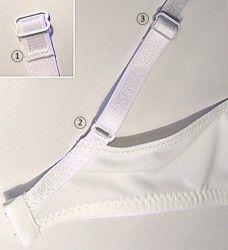 Sewing Instructions for Full Band Bra - Make Bra — Make Bra