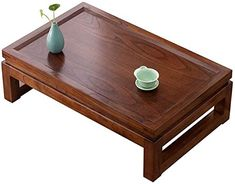 Buy Coffee Table, Coffee Table Design, Low Tables, Square Tables, Japanese Tea Table, Window Table, Bay Window, Solid Wood, Chess Table