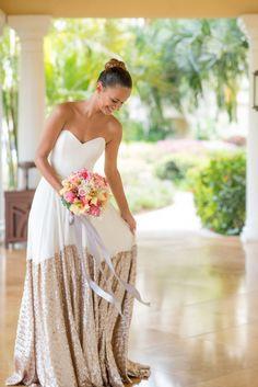 """Say """"I do"""" to These 7 Gorgeous Non-White Wedding Dresses ..."""