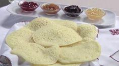 Recept 3 #Choumicha - Overheerlijke Marokkaanse #pannekoeken en brood