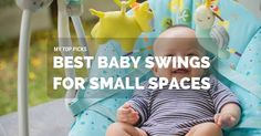 Looking for the best baby swings for small spaces? First Time Parents, Baby Swings, Small Spaces, Mom, Mothers, Small Space, Tiny Spaces, Kids Swing