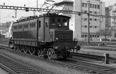 Train Suisse, Swiss Railways, Rail Car, Electric Train, Electric Locomotive, Lausanne, Train Layouts, Model Trains, Travel Posters