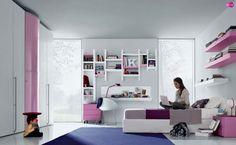 Habitaciones para adolescentes modernas