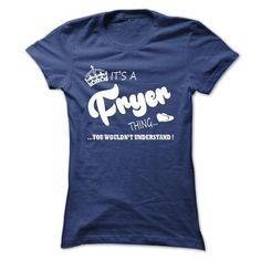 It's a Fryer Thing, You Wouldn't Understand T Shirts, Hoodies. Get it now ==► https://www.sunfrog.com/Names/Its-a-Fryer-Thing-You-Wouldnt-Understand-Name-Hoodie-t-shirt-hoodies-shirts-Ladies.html?57074 $23.9