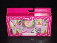 """Barbie Special Collection """"Happy Birthday Set """"."""
