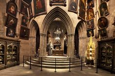 Harry Potter museum in London! I need to go here! :D