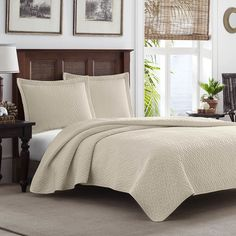 Found it at Joss & Main - 3-Piece Ida Coverlet Set by Tommy Bahama