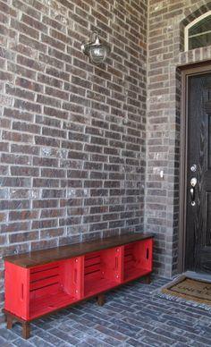 DIY Crate Bench IMG_7022
