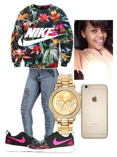"""THIS IS THE FIRST TIME I EVERY MAKE A SET THAT QUICK ON POLYVORE"" by sagw-271 ❤ liked on Polyvore featuring interior, interiors, interior design, home, home decor, interior decorating, NIKE and Mestige"