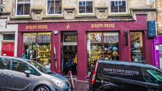 The Ultimate Self-Guided Harry Potter Tour in Edinburgh locations) Harry Potter Scotland, Harry Potter Tour, Harry Potter Books, Visit Edinburgh, Edinburgh City, Street Names, Walking Tour, Tours