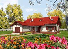Proiecte de case mici pe un singur nivel - spatii optime