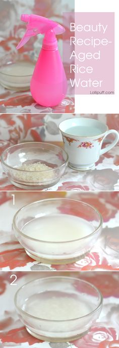 When I come across something fabulous, the first thing I want to do is share it. Usually, things that make me rave cost money. Fermented rice water is not only a superb skincare product, it's FREE too! Here's the recipe.