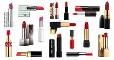 Roter Lippenstift - ein Beauty-Essential für jede Gelegenheit.